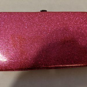 Pink Glitter Wallet